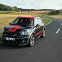 2013 Mini Countryman JCW - 218HP starting at 28.595 pounds in UK