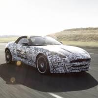 VIDEO: 2013 Jaguar F-Type, testing on Nurburgring and Nardo