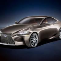 VIDEO: 2013 Lexus LF-CC - official video release