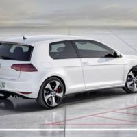 Volkswagean reveals 2013 Golf VII GTI Concept ahead of Paris debut