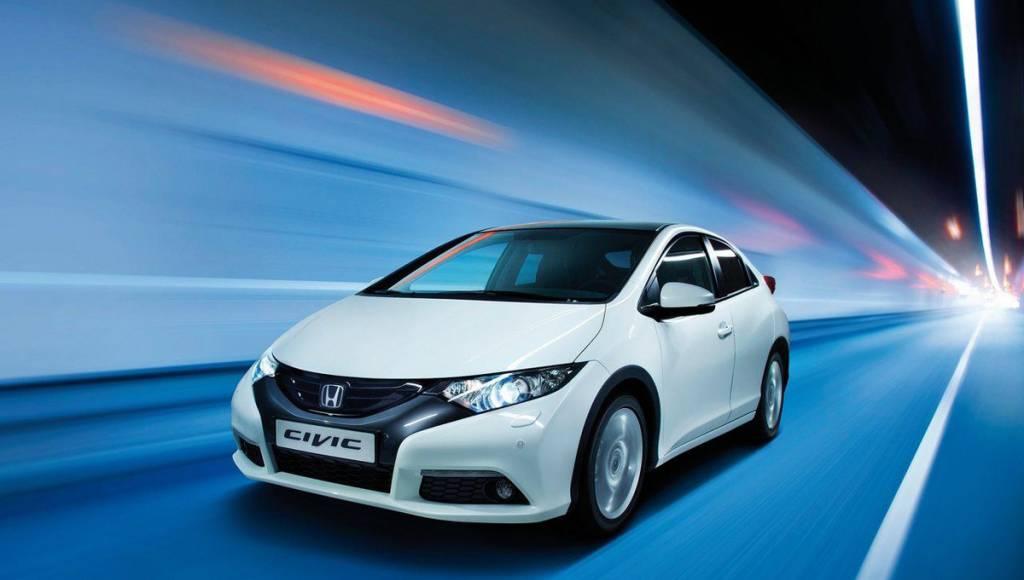 2012 Honda Civic wins the Womens World Car of the Year award