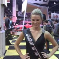 2012 SEMA Show - Car Show Girls