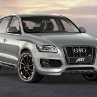 2013 Audi Q5 faclift modified by ABT Sportsline