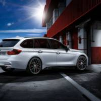 2013 BMW 3-Series Touring receives its M Performance package