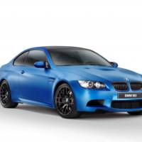 2013 BMW M3 Coupe Frozen limited edition, priced at $76.395