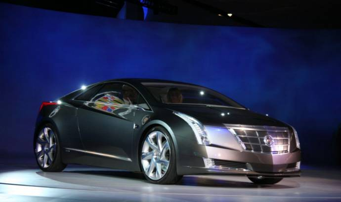 2013 Cadillac ELR/Converj confirmed for production