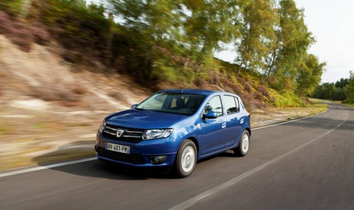 2013 Dacia Sandero is the cheapest car in UK at 5995 pounds