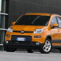 2013 Fiat Panda Trekking - first official photos