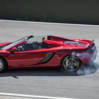 2013 McLaren MP4-12C Spider full photo gallery