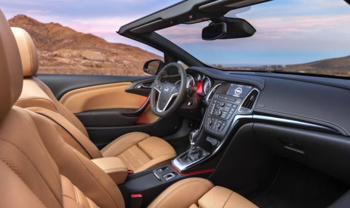 2013 Opel Cascada - official details and photos