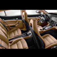 2013 Porsche Panamera Platinum Edition - photos and details