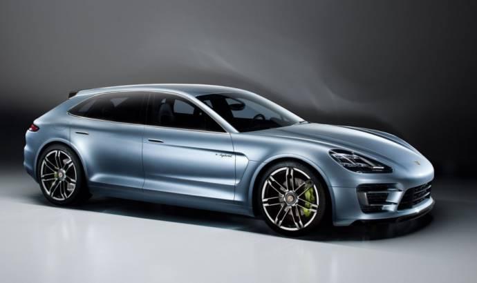 2013 Porsche Panamera Sport Turismo Concept secrets, revealed in new video