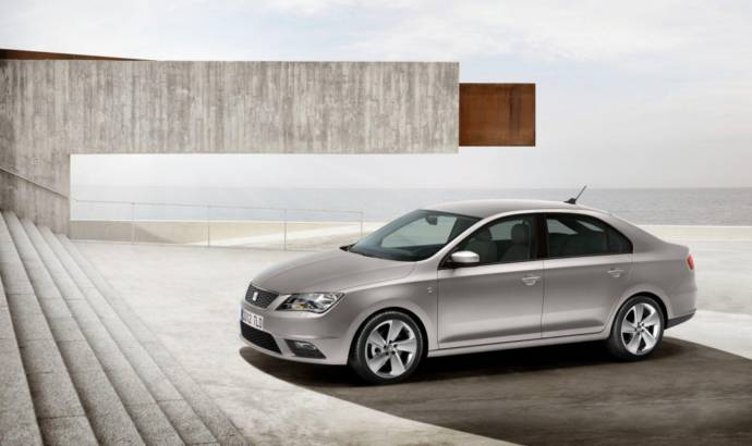 2013 Seat Toledo priced from 12.495 pounds in the UK