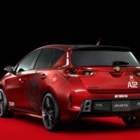 2013 Toyota Auris gets the Gundam Style package