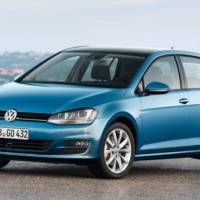 2013 Volkswagen Golf, priced from 16.330 pounds in UK