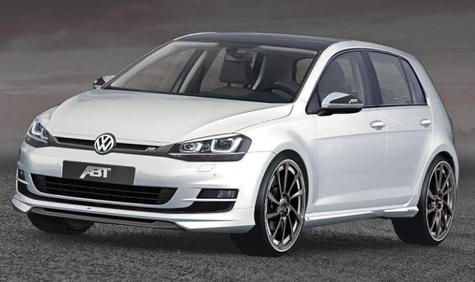 ABT Volkswagen Golf 7 tuning package