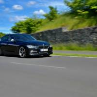 AC Schnitzer BMW 3-Series kit, unveiled in Paris