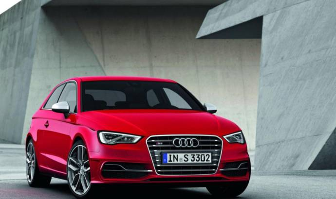 Next-gen Audi RS3 will come in 2014