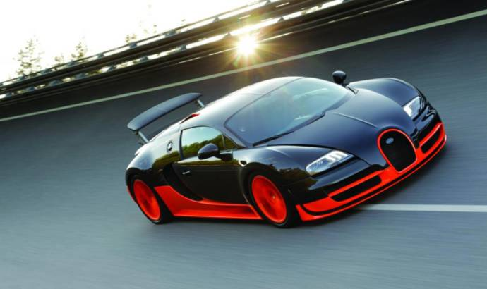 Bugatti is working on a 1.600 hp Veyron Super