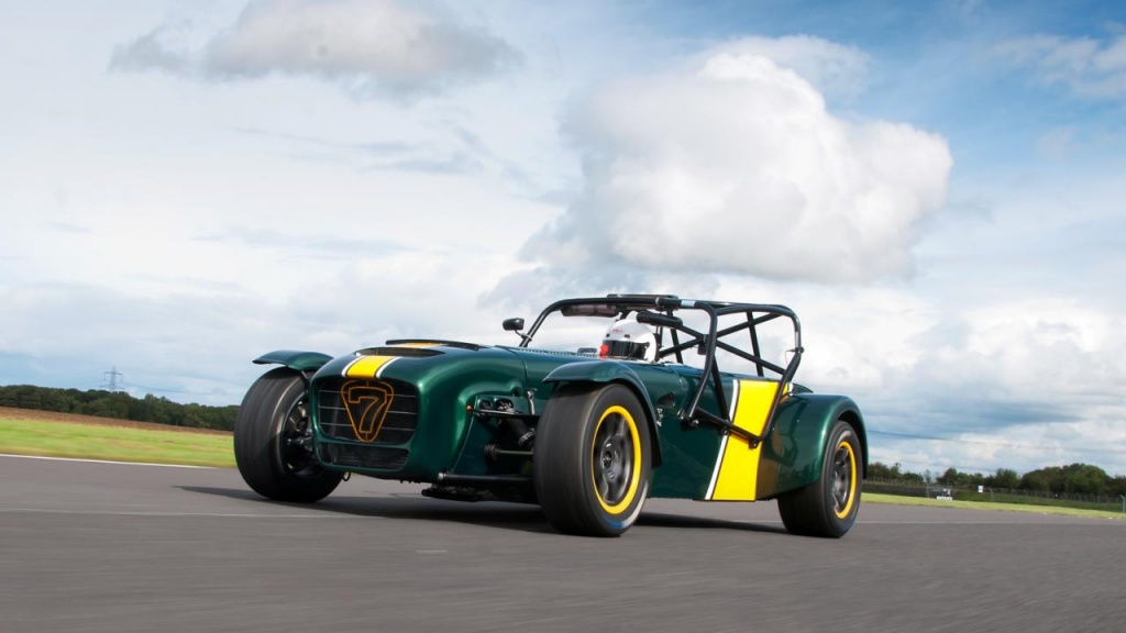 Caterham Superlight R600 is on the way