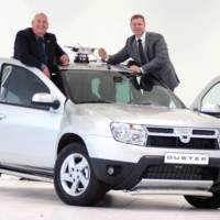 Dacia Duster is Scottish Car of The Year 2012