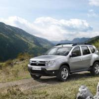 Dacia Duster received 1000 pre-orders in UK