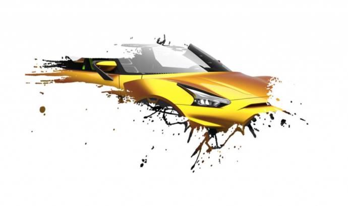 First teaser of a new Nissan concept