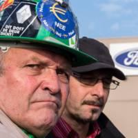 Ford shuts down three of its European plants
