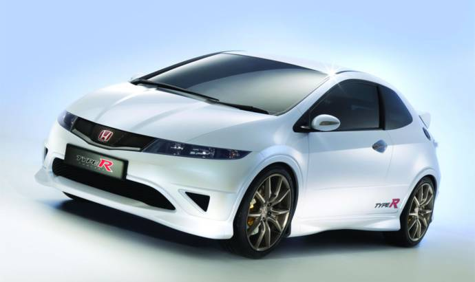Honda Civic Type R will come in 2015 with a brand-new 1.6 liter turbocharged engine