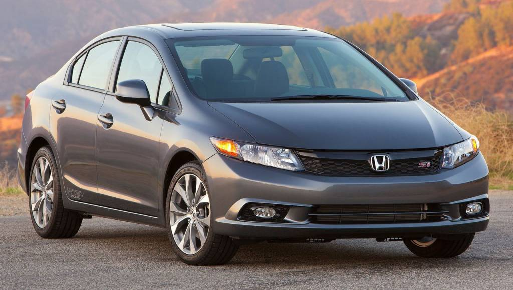 Honda to introduce an emergency facelift for American Civic at this year LA Motor Show