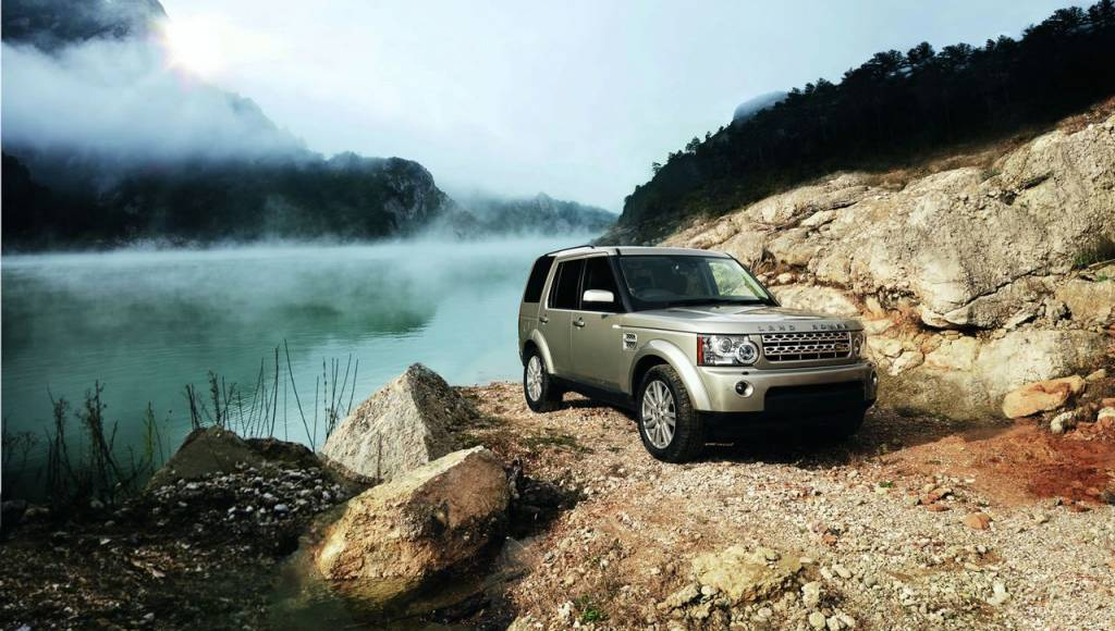 Land Rover will widen Discovery range with new SUV
