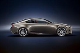 Lexus Unveils LF-CC Concept in Paris