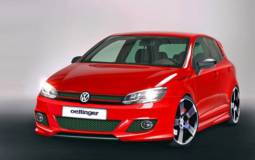 MTM and Oettinger tunes the 2014 Volkswagen Golf 7