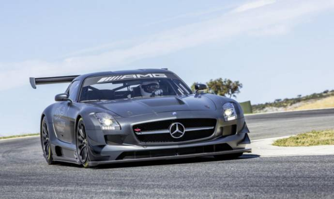 Mercedes-Benz SLS AMG Black Series to deliver 630 HP