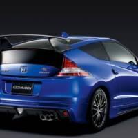 Mugen spice up the 2013 Honda CR-Z facelift
