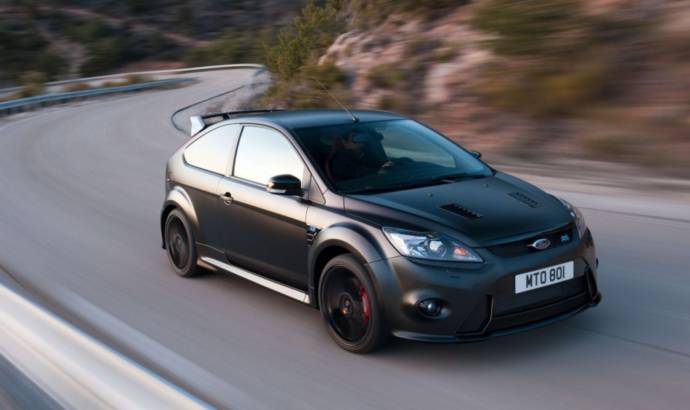 Next-gen Ford Focus RS to develop 350 hp