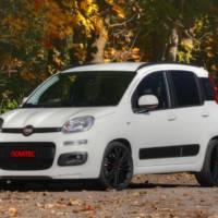 Novitec Rosso Fiat Panda is one mean little car