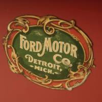 Oldest surviving Ford will be auctioned for $300.000