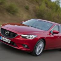 PHOTO GALLERY: New Mazda6 Sedan and Wagon in 124 images