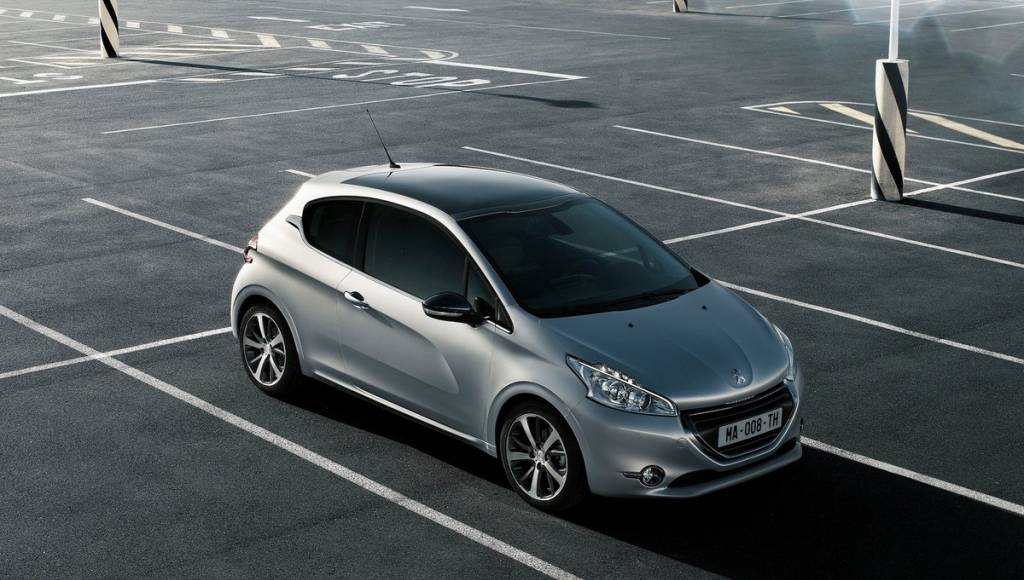 Peugeot 208 production slashed in France and Slovakia