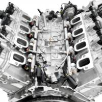 This is the 2014 Corvette's new 6.2 liter Small Block V8 engine (+Video)