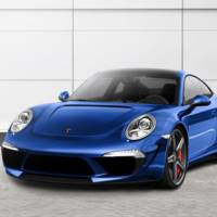 TopCar Porsche 911 Carrera 4/4S tuning program