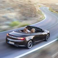 VIDEO: 2013 Opel Cascada on the move
