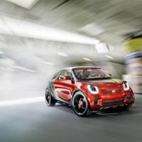 VIDEO: 2013 Smart Forstars concept has its video debut