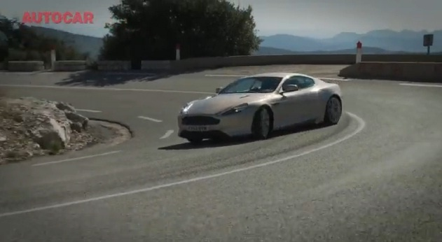 Video: Aston Martin DB9 facelift reviewed by Autocar