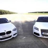 Video: Chris Harris pits the Audi RS3 against BMW M135i
