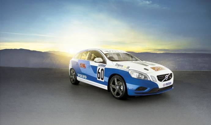 Volvo takes off the wraps of V60 Racing