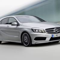 2013 Mercedes A-Class launch is the most successful in brand history