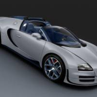 2013 Bugatti Grand Sport Rafale Edition costs 1.9 million euros