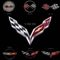 2013 Corvette C7 future logo revealed